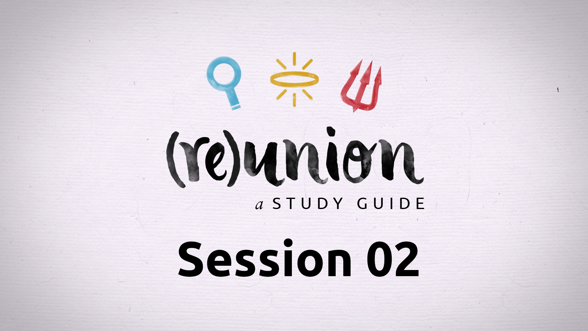 thumbnail of reunion study guide
