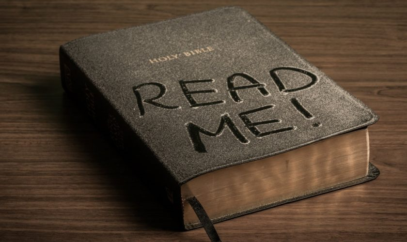 Dusty Bible